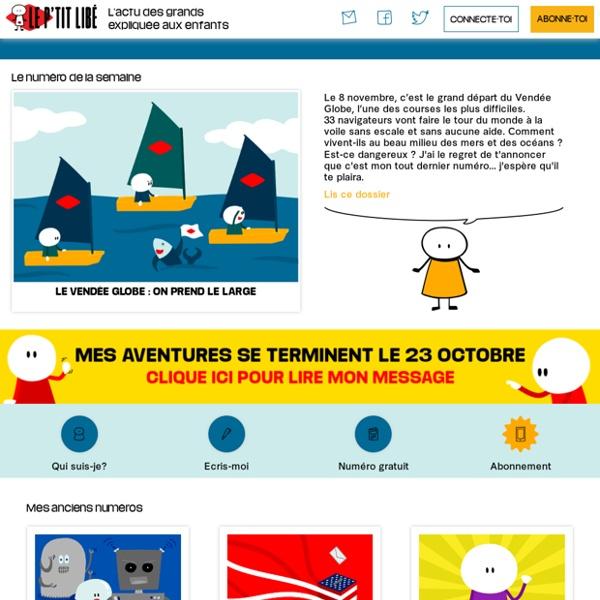 Libération.fr – Le P'tit Libé