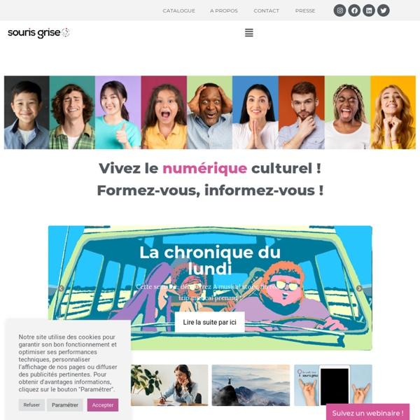 La Souris Grise - Le guide des meilleures applications enfants