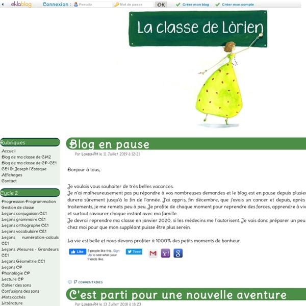 ACCUEIL - Lòrien