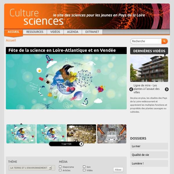 CULTURE SCIENCES