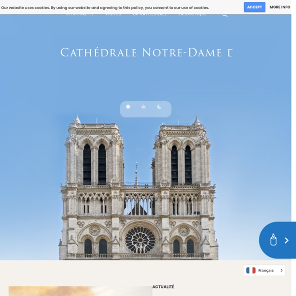 Cathédrale Notre Dame de Paris