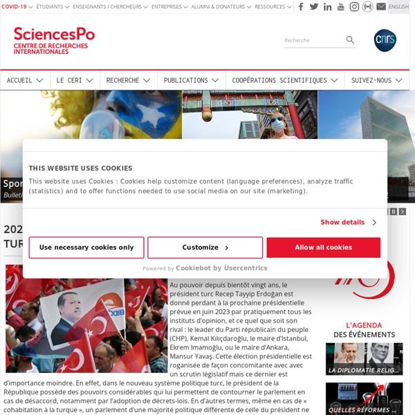 Sciences Po CERI