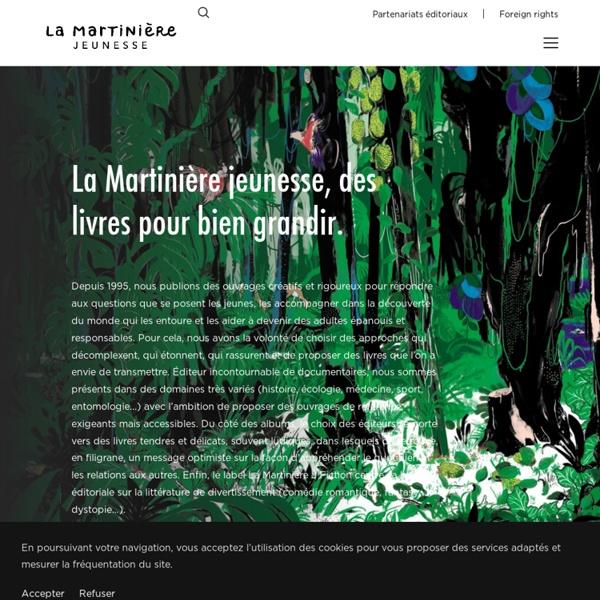 Editions de La Martinière Jeunesse