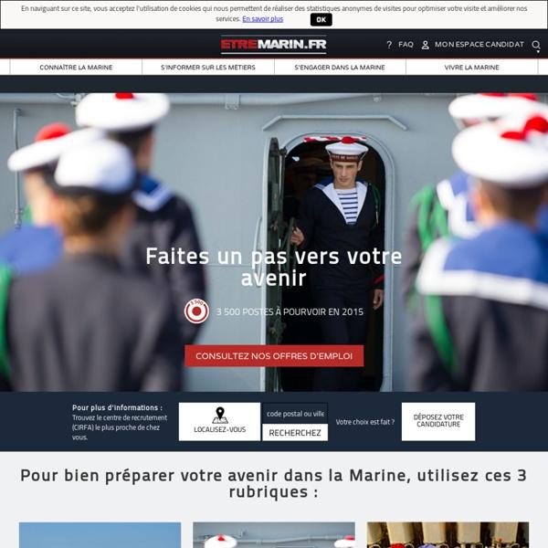 Marine Nationale - Etremarin.fr