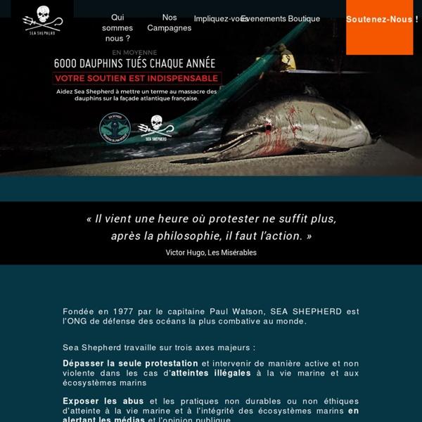 Sea Shepherd FR