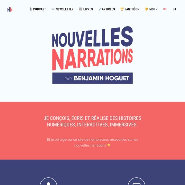 Accueil - Nouvelles Narrations