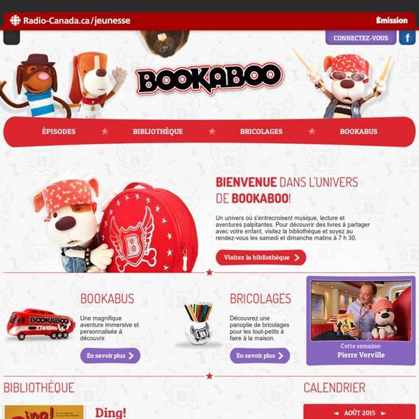 Bibliothèque Bookaboo