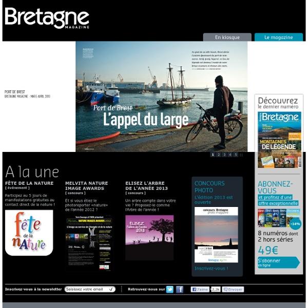 Bretagne Magazine — Bretagne Magazine