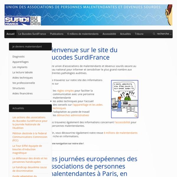 Accueil - SurdiFrance