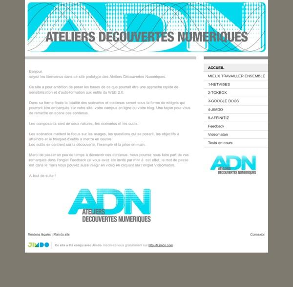 ACCUEIL - adn-creatifs jimdo page!