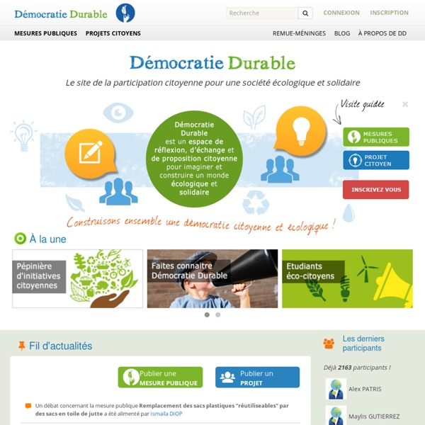Democratie-durable.info