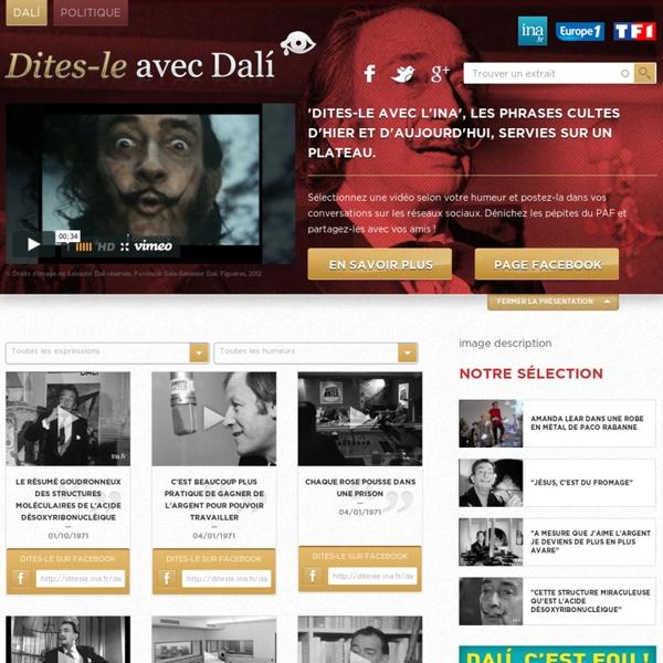 Dites-le avec Dali #ditesle