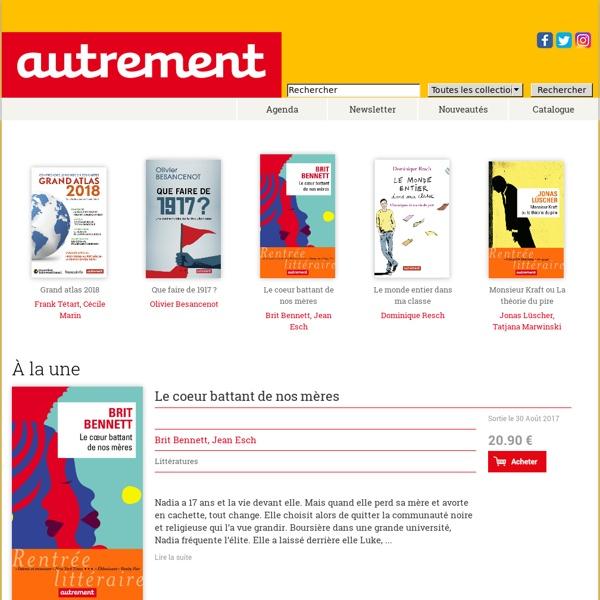 Editions Autrement