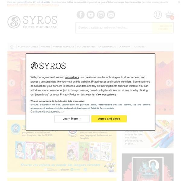 Editions Syros