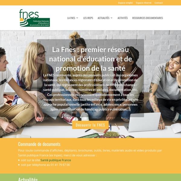 FNES (Fédération Nationale d'éducation et de promotion de la Santé)