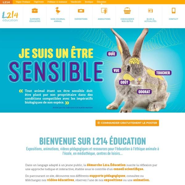 L214 Éducation