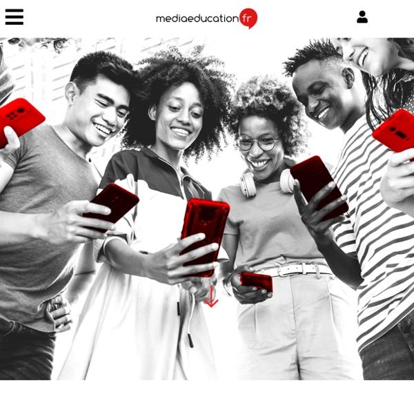 Le portail de l'éducation aux médias en France