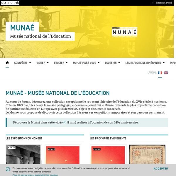 Accueil- MUNAÉ