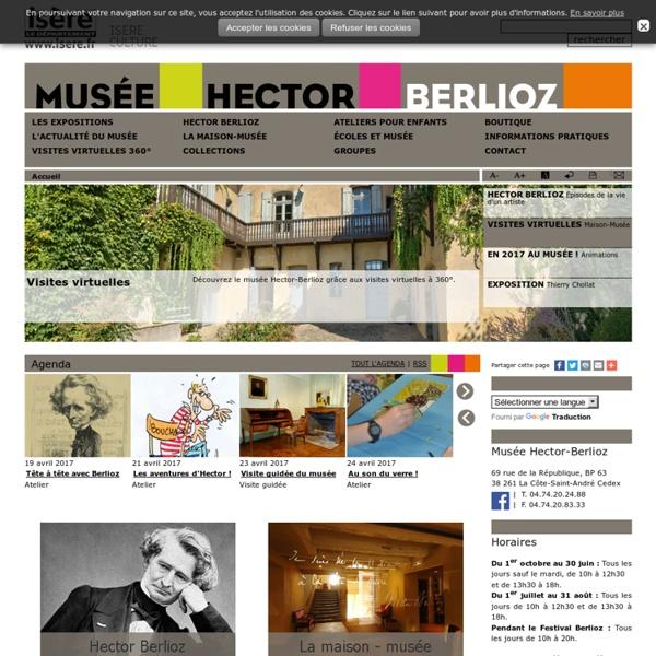 Accueil - Musée Hector-Berlioz