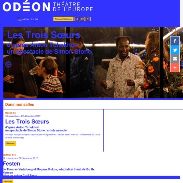Odéon Théâtre de l'Europe, Paris