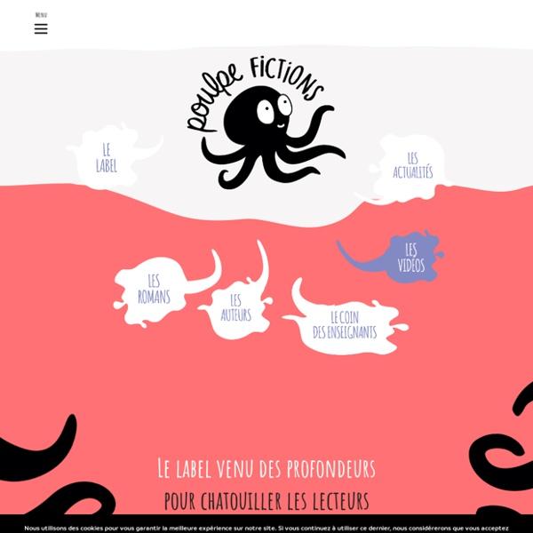 Accueil - Poulpe Fictions