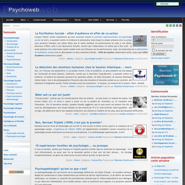 Psychoweb