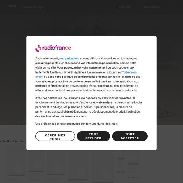 Radio France : Accueil