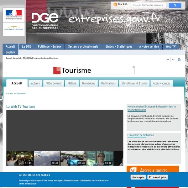 Tourisme.gouv.fr