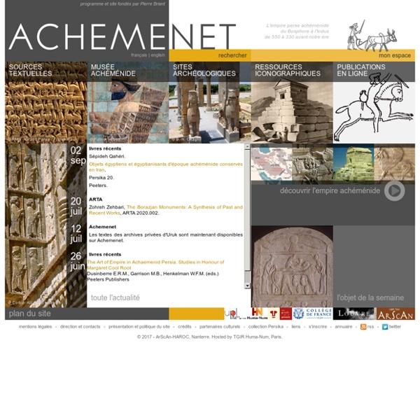 Achemenet