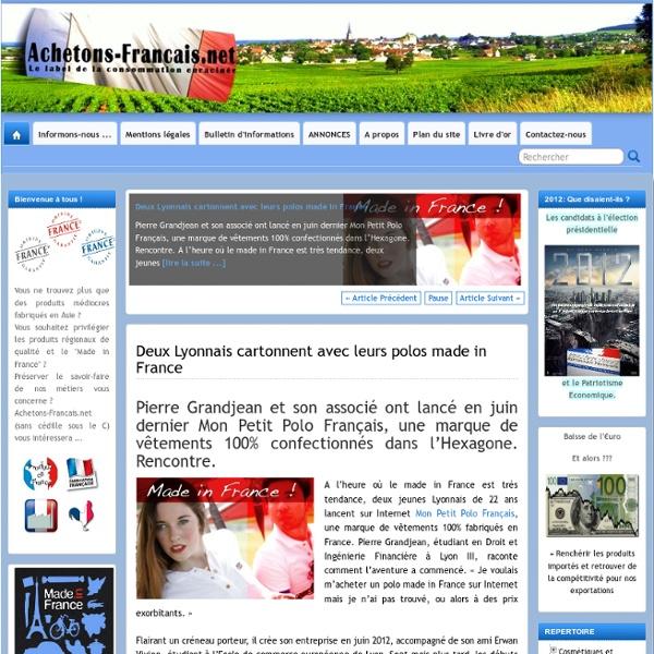 ACHETONS-FRANCAIS.net