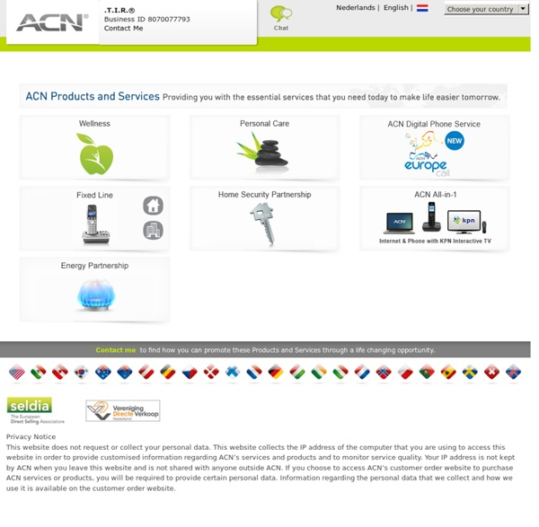 ACN Online Shop