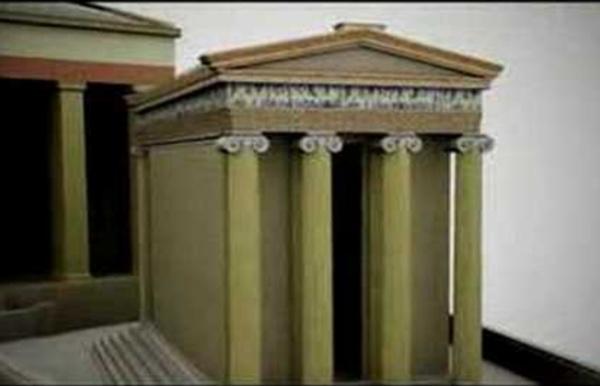Free 3D Acropolis presentacion