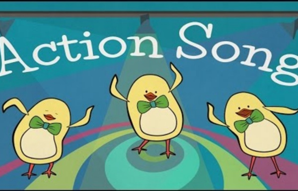 Action Song for kids