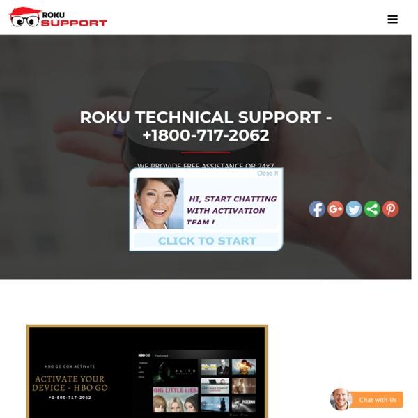 Roku Com Link – Call +1800-717-2062 Roku Activation Support