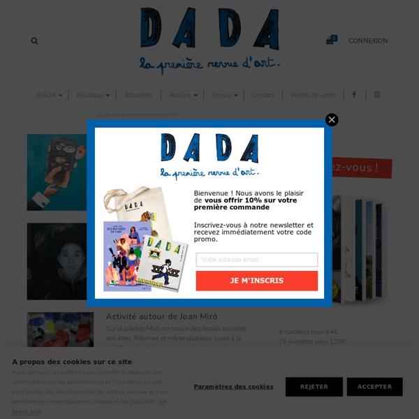 Activités Enfants – DADA