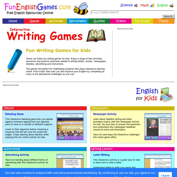 online writing exercises Free creative writing online course no one said writing is easy for some, it's really hard we all have things we are good or bad at in life this course was made to help you find that inner writer also, that is why finding out why you want to write will aid you in being a better writer a student should always be prepared to.