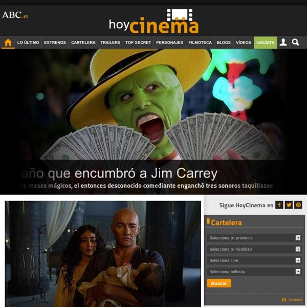 Cine: lo mejor del séptimo arte. Películas, actores, actrices, festivales - HoyCinema