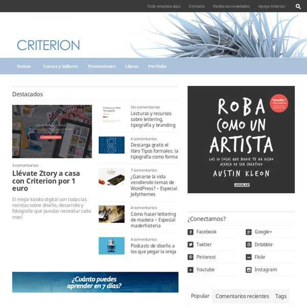 Diseño gráfico, web y recursos