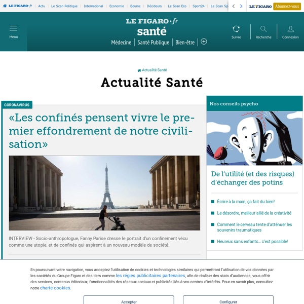 Le Figaro - Santé