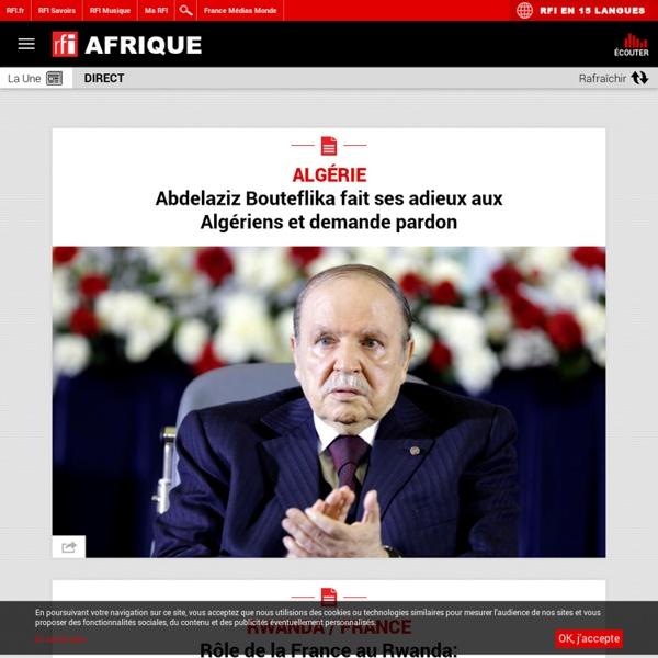 L'actualité économique et politique en Afrique et au Maghreb en direct
