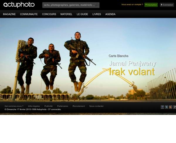 Actuphoto.com - Actualité photographique