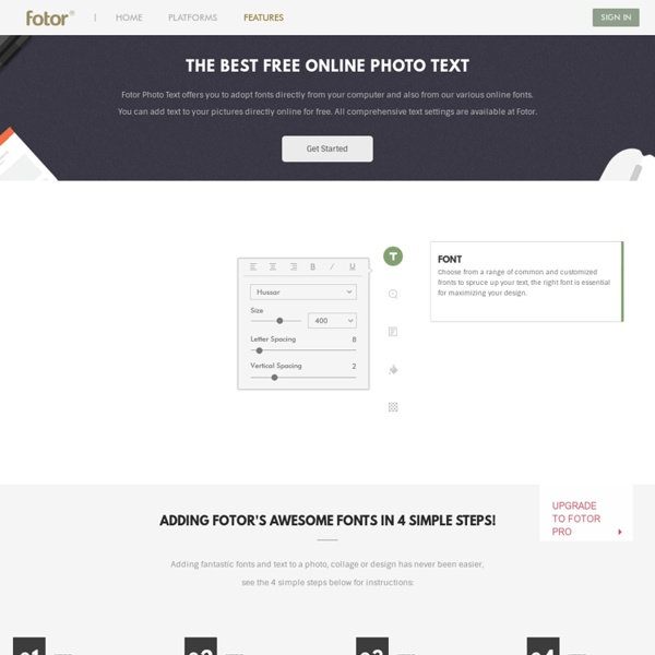 Photo Text – Add Text to Photo Online for Free