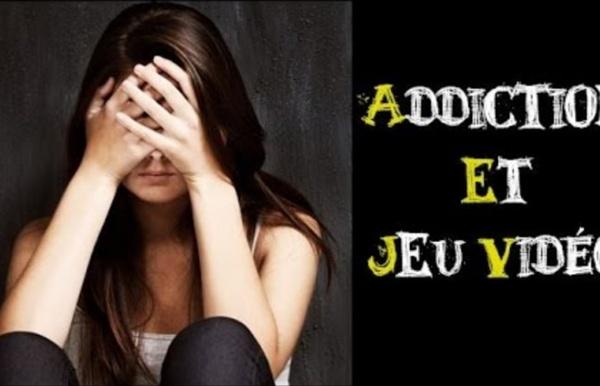 Addiction et Jeux Vidéo [2 minutes pour convaincre]