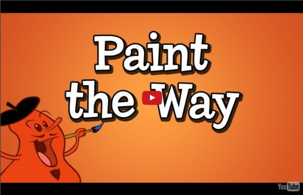 "Adjective Song from Grammaropolis - ""Paint the Way"""