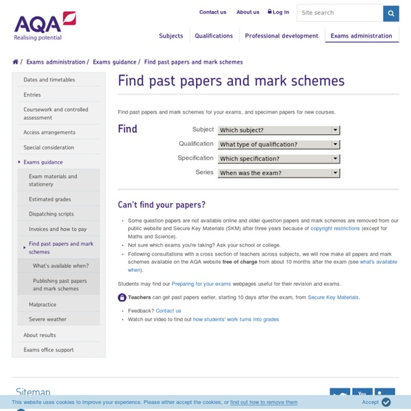 aqa intermediate counselling past papers Aqa-3301-1i-w-ms-jun07 for  paper 1 intermediate  a method mark dependent on a previous method mark being awarded for gcse mathematics papers aqa gcse.