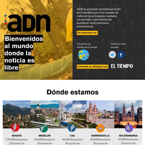 DiarioADN.co: Noticias y Actualidad de Colombia y el Mundo - ADN