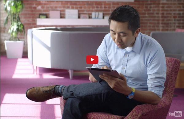 Adobe Voice johdantovideo