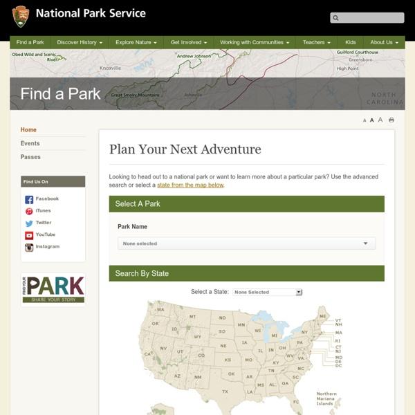 U.S. National Park ServiceFind A Park
