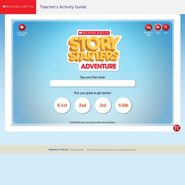 Adventure Story Starters: Writing Prompts for Kids