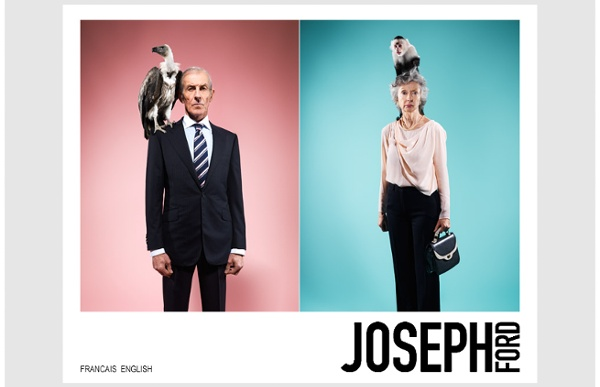 Advertising & editorial images in studio & on location - Joseph Ford overview